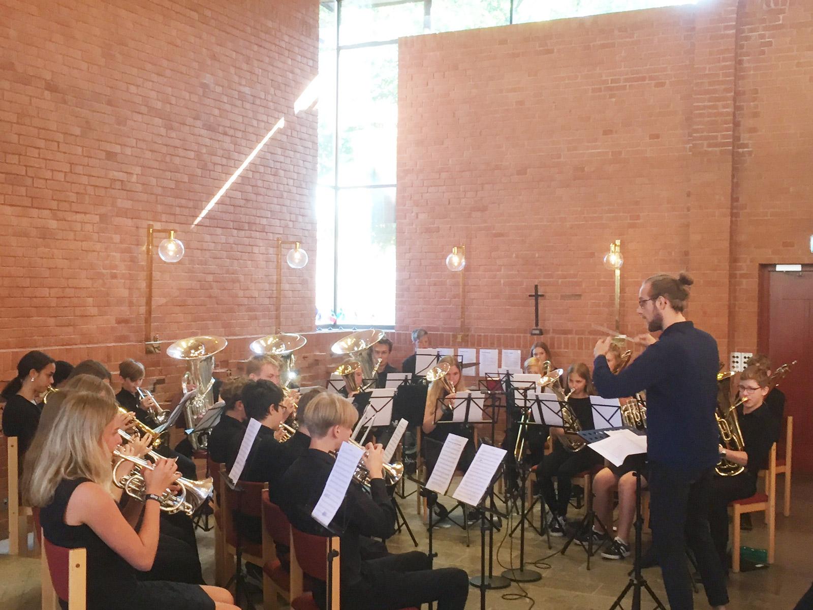 Jazz och brass