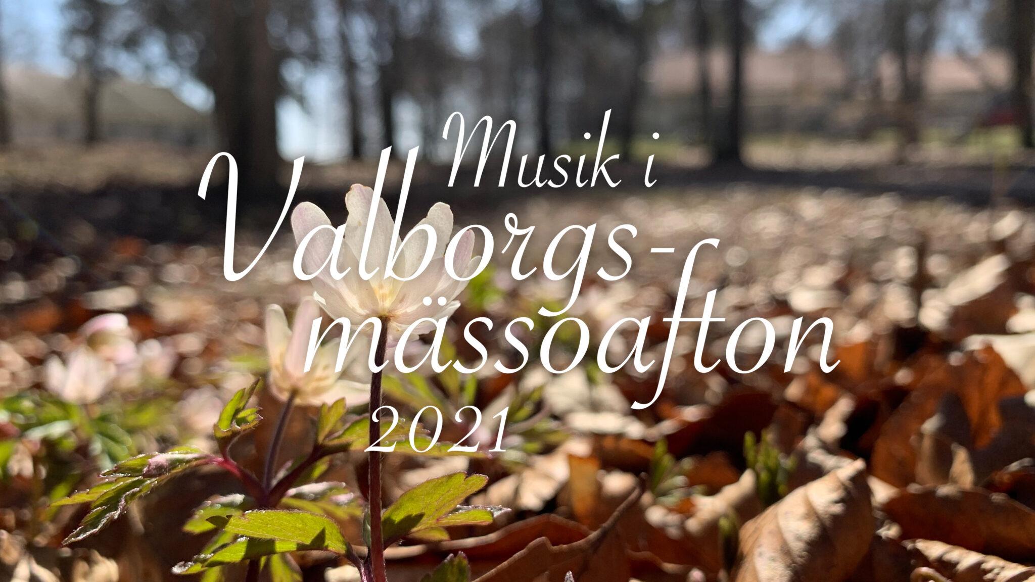 Musik i Valborgsmässoafton