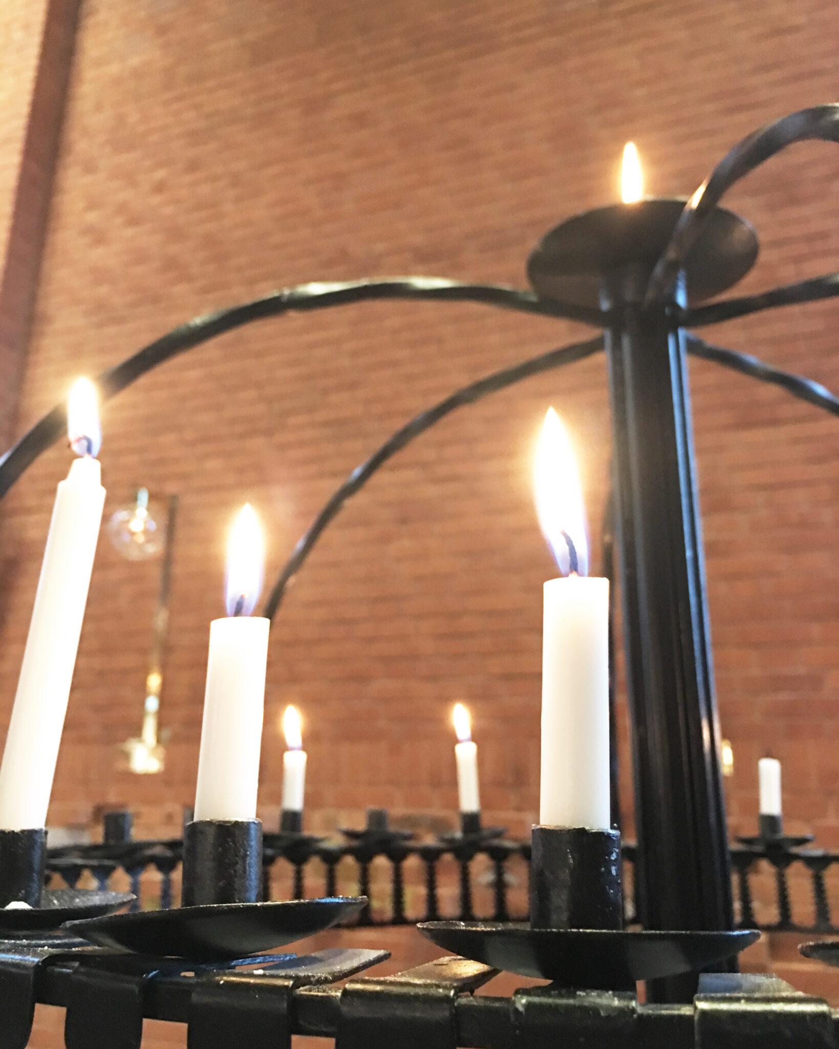 Öppen kyrka har varit en lisa för själen för Leif